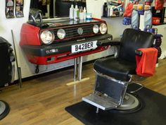 Barbershop For Drivers
