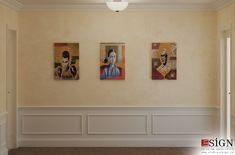 Amenajare casa – design interior in stil clasic - Studio inSIGN Design Interior, Gallery Wall, Noblesse, Modern, Group, Home Decor, Travertine, Trendy Tree, Decoration Home