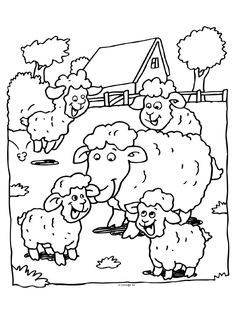 Zoo Animals Coloring Pages Animal Coloring Pages Pinterest