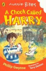 Book Cover:  Chook Called Harry: Aussie Bites, A