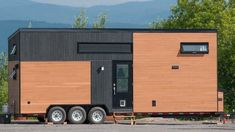 Compact tiny house provides home comforts off-the-grid