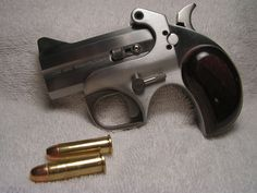 Bond Arms Derringer.