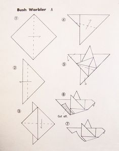 Yippee, I at long last was able to catch a few kids and get them to sit down and learn to fold some simple origami birds, just in time to hang some around our house for this shabbat, which is...