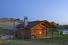 LC Ranch - Lake|Flato Architects