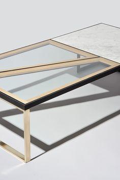 Iacoli & McAllister — Hialeah Table, Marble