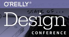 Conference Pass to the O'Reilly Design Conference 2016 Giveaway!