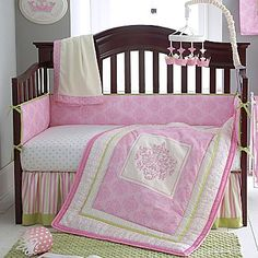 Lambs & Ivy® Piccadilly 4-pc. Baby Bedding Set - jcpenney