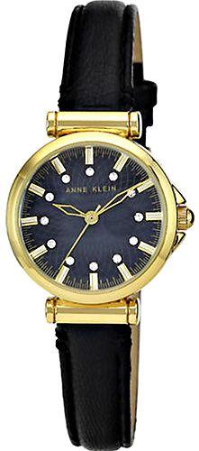 Zegarek damski Anne Klein AK-1458BKBK - sklep internetowy www.zegarek.net