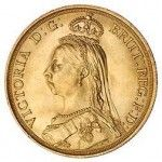 "Victoria ""Jubilee Head"" Gold Double Sovereign"