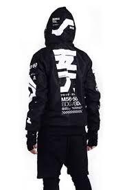 Resultado de imagen de nike lab jacket techwear goretex japanese