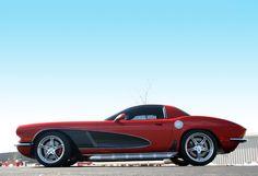 CRC C5 Corvette