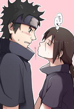 Naruto - Shisui Uchiha x Itachi Uchiha - ShiIta