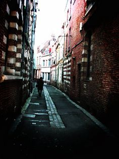 Another street in Lille
