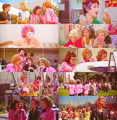 The Pink Ladies <3 makes me so pumped for recruitment!!