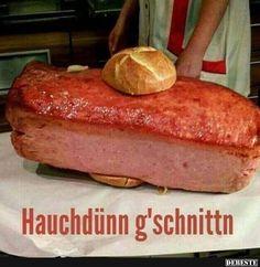 #Witz #Fun #Bayern #Leberkäse