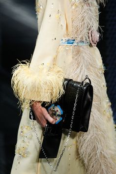 62ec81553 See detail photos for Prada Spring 2017 Ready-to-Wear collection. Fashion  Bags