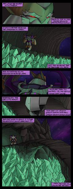 Megatron: Exile pt 4 by EnvySkort on deviantART