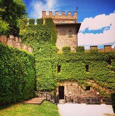 Castello Pallotta di Caldarola #lemarche #castelli #italia #davedere #viaggi #architettura #arte