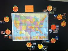 James and the Giant Peach Activity