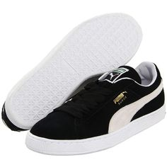 PUMA Suede Classic Shoes (82 CAD) ❤ liked on Polyvore featuring shoes, sneakers & athletic shoes, 80s shoes, suede leather shoes, 80s fashion, suede shoes and 1980s shoes