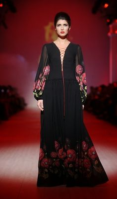 Fashion from Ukraine: Iryna Dil SS 2015 collection