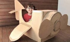 20 Awesome Ideas For Those Old Cardboard Boxes In Your Basement - Page 4 of 5