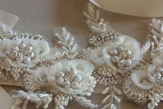 vintage wedding sash belt - Google Search