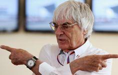 Blog Esportivo do Suiço: Ecclestone quer a volta do som alto dos motores da F1 em 2015