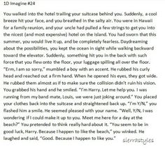 This is my favorite Harry imagine