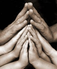 I am doing this with my family!!!! the family that prays together, stays together!
