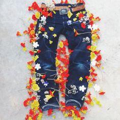Gamine Workwear Pants