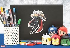Power up your senses with our #Marvel #Avengers products!