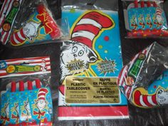 Dr. Suess party pack