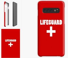 Lifeguard Samsung Galaxy Case, Skin, Samsung Phone Cases, DAM Creative, Redbubble, Christmas Gift Ideas,Women, Lifeguard Phone Case, #findyourthing #DAMcreative #ChristmasGiftIdeas #phonecasewallet #phonecasesnearme #phonecasesforsamsung #phonecaseart #phonecaseandwallet #phone #phonecase #case #mobile #mobilephone #galaxy #cool #design #whichphonecaseisthebest #phonecaseshopnearme #phonecasemaker #phonecasewebsites #phonecasebrands #phonecaseideas Galaxy Phone Cases, Samsung Galaxy, Lifeguard Shirt, Galaxies, Creative, Gift Ideas, Christmas, Design, Gifts