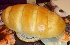 Egy szuper kenyér recept - Semmi extra. 50 perc kelesztés majd sütés - Ez Szuper Baked Potato, Cake Recipes, Bread, Cheese, Ethnic Recipes, Food, Healthy Nutrition, Bakken, Easy Cake Recipes