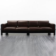 sofas BASTIANO four seater by Tobia Scarpa, early (no.