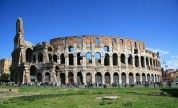 Colosseum most impressive building of Roman empire world wonder Oh The Places You'll Go, Great Places, Places To Visit, Arch Of Constantine, World Geography, Group Tours, Adventure Is Out There, Roman Empire, Vacation Spots