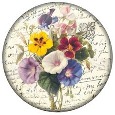 """Photo from album """"Круглые"""" on Yandex. Etiquette Vintage, Decoupage Printables, Pintura Country, Decoupage Paper, Vintage Flowers, Vintage Images, Watercolor Flowers, Painting On Wood, Printable Wall Art"""