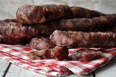 How Do You Smoke Meat? Polish Recipes, Polish Food, Cold Cuts, How To Make Sausage, Kielbasa, Smoking Meat, Venison, Sausage Recipes, Charcuterie