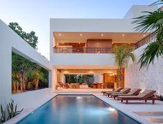 Casa Xixim, Yucatan, Mexico | holiday homes, holiday rentals
