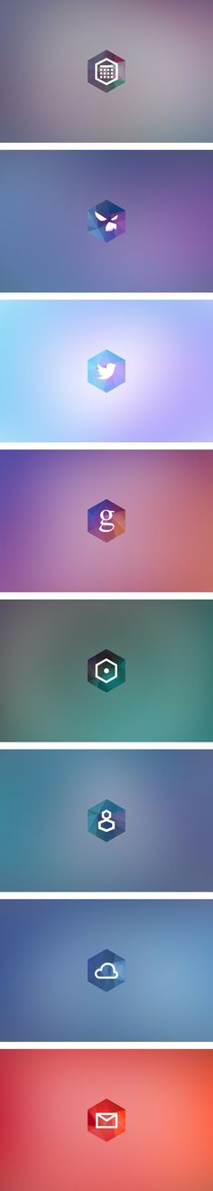 Hexagon - Android Ic...