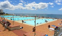 Cape Town City reduces number of public pools open this Summer! Get the list of open pools here. 4 Bedroom House, Cape Town, Lodges, Swimming Pools, Africa, Public, Vacation, City, Water