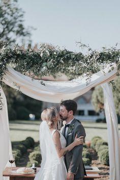 Casamento ao ar Livre em um Castelo na Itália