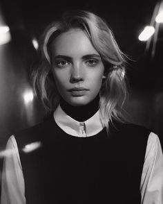 Sophie by Lowe Seger (METAL Magazine)