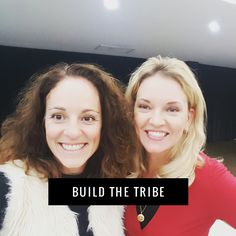 The magic happens when women work together - fight together - to create success for eachother. This is powerful - this is tribe and here are 3 reasons why..