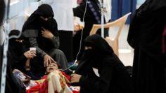 #موسوعة_اليمن_الإخبارية l الصحة العالمية تعلن ارتفاع وفيات الكوليرا في اليمن إلى 2134