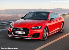 Audi unveiled second generation RS 5 in India. Thew new car is lighter in weight, new design & powerful engine. Audi RS 5 Coupe available in India for crore (ex-showroom, All India) & different color choice. Audi Rs5 2017, Audi Rs5 Coupe, Audi S5 Sportback, Audi Rs6, 4 Door Sports Cars, Sport Cars, Audi Sport, Jaguar Xjr, Lamborghini