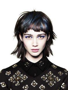 Hair: Sacha Mascolo-Tarbuck e International Artistic Team @Toni&Guy Product: label.m