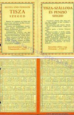 1932 - 1932_0006 - Régi magyar kártyanaptárak
