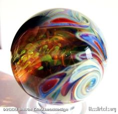 Glass Marbles - Glass Artists.org